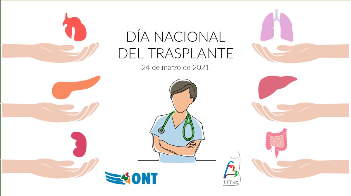 Nota De Prensa Con Motivo Del Día Nacional De Trasplante