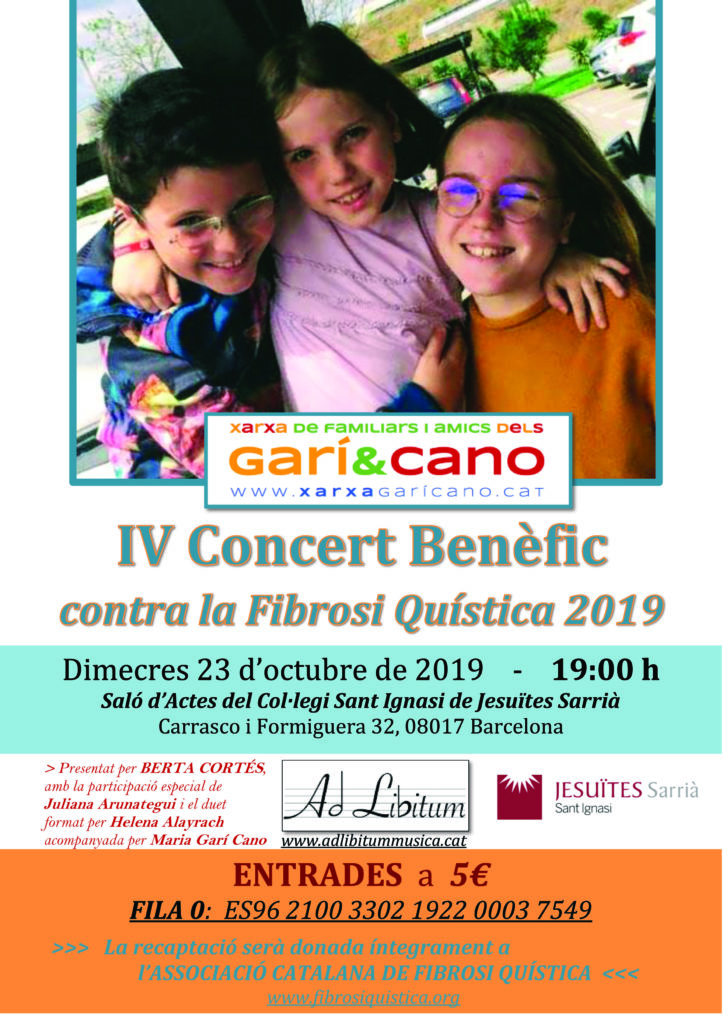 CARTELL IV Concert Benefiic 2019 copia