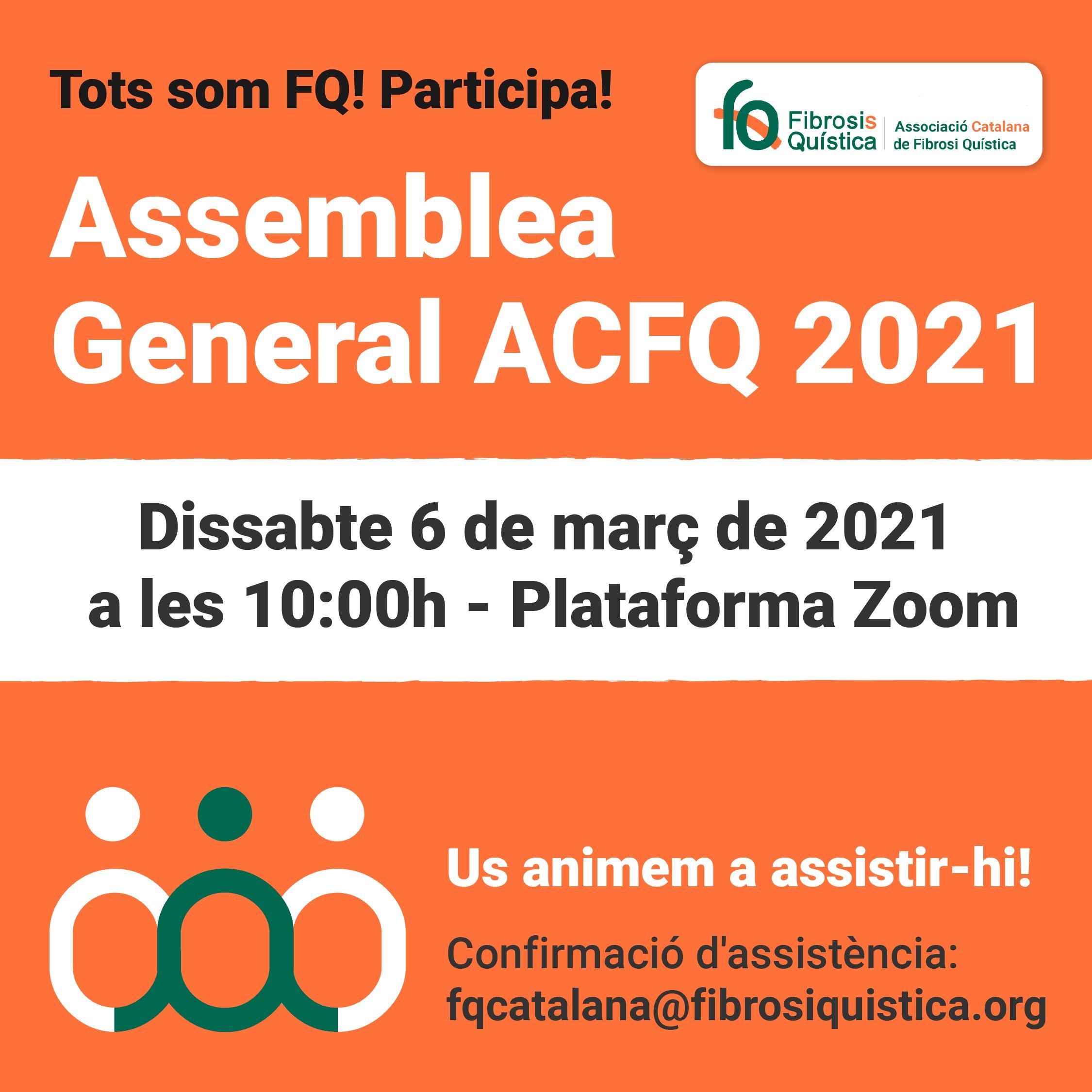 Assemblea General ACFQ