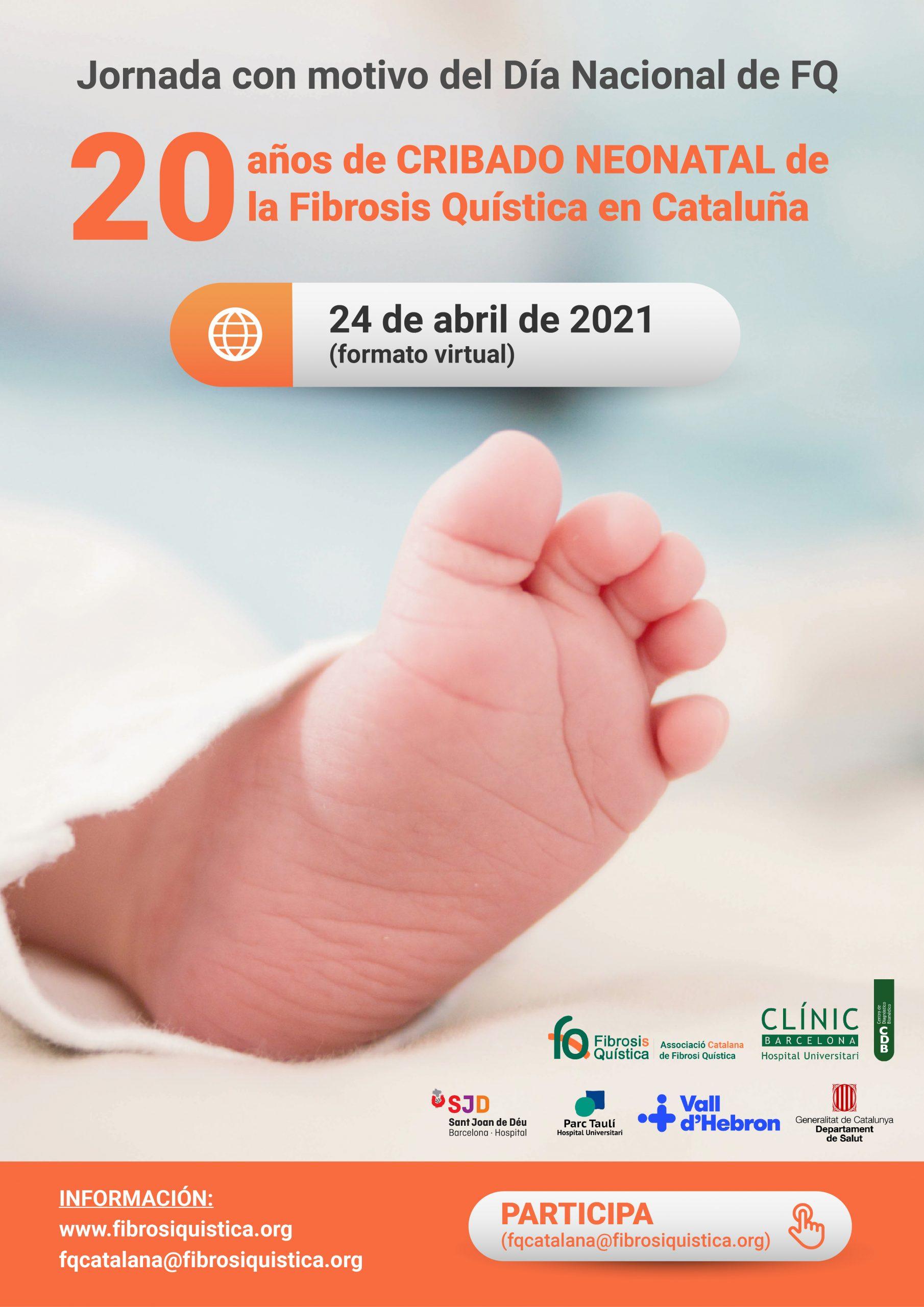 Jornada 20 Años De Cribado Neonatal De La Fibrosis Quística En Cataluña
