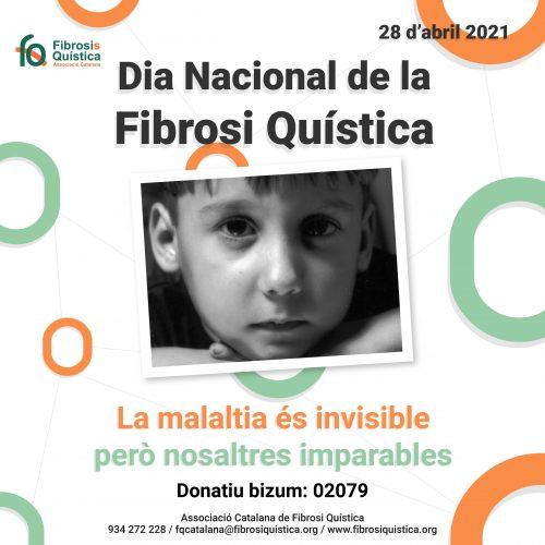28 D'abril (4rt Dimecres D'abril) – Dia Nacional De La Fibrosi Quística