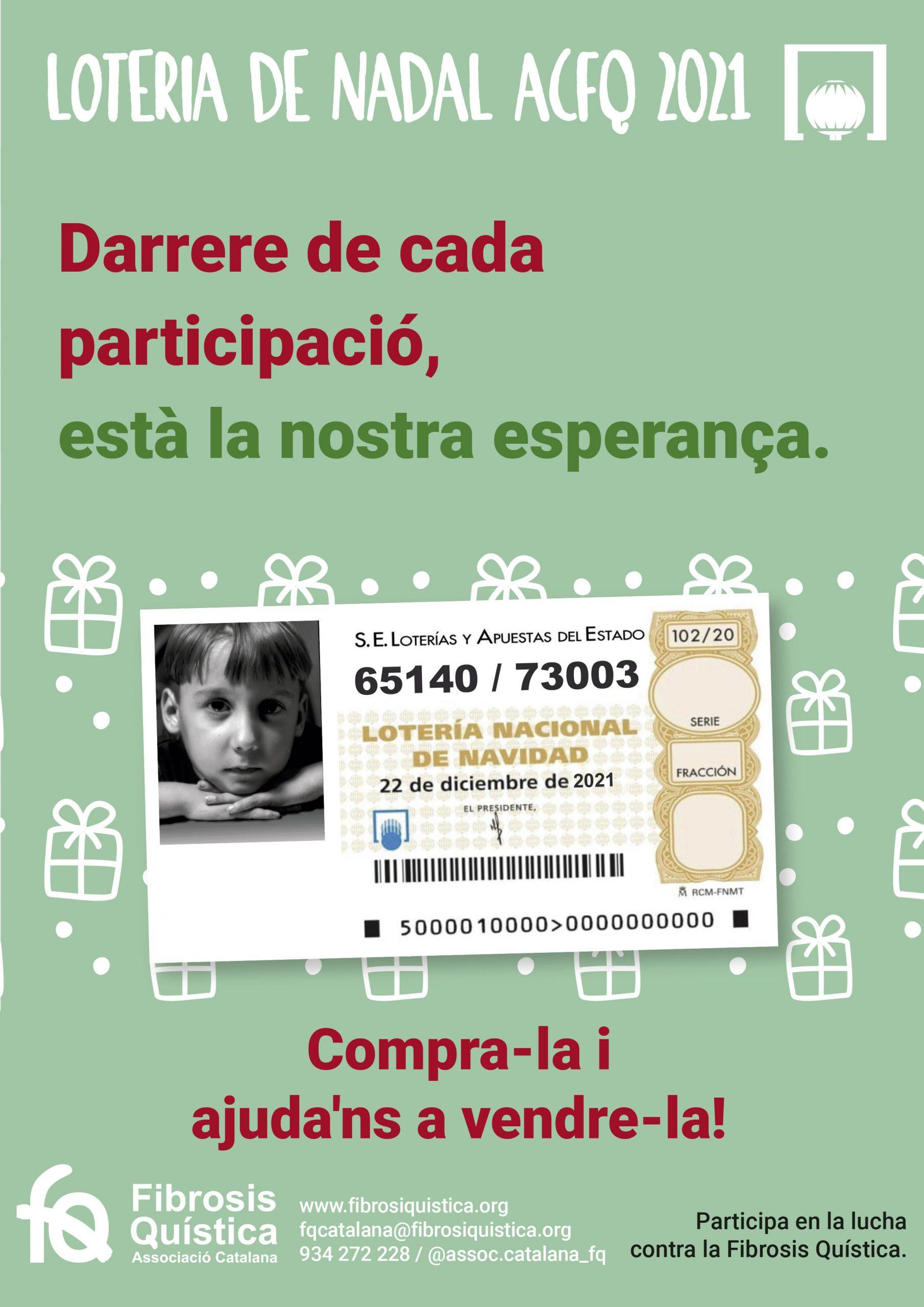 Loteria De Nadal 2021